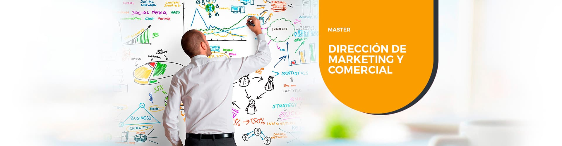 Master de dirección de marketing y comercial