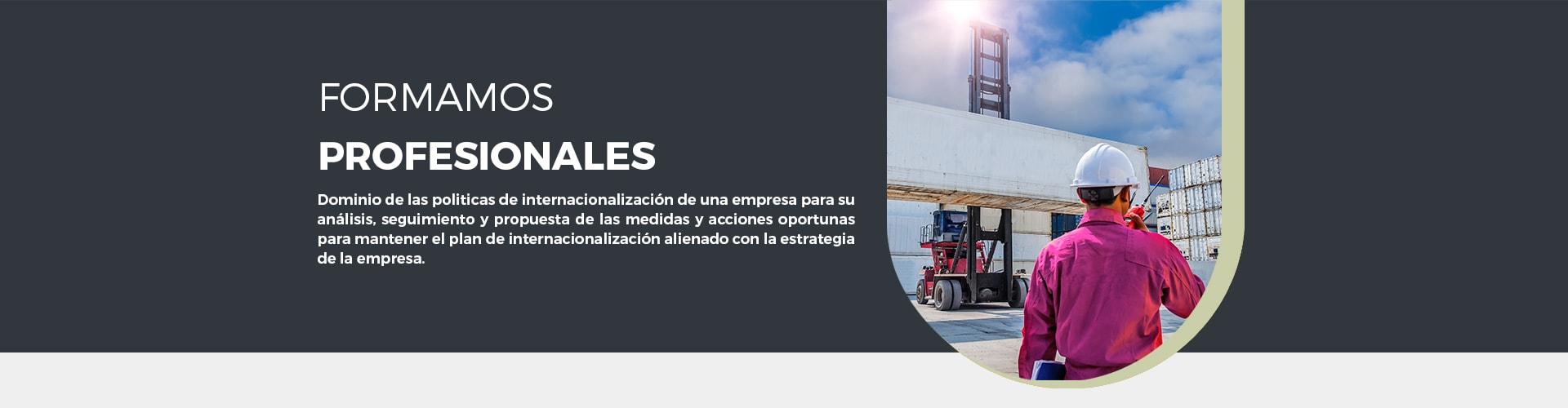 El master en comercio intenacional le ayudará a dominar las políticas de internacionalización de una empresa