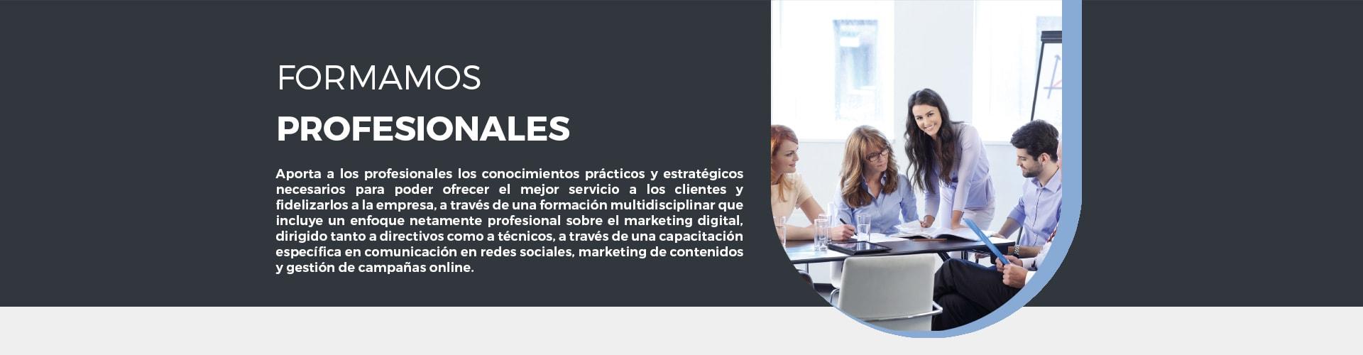 El master en marketing digital está tanto dirigido tanto a directivos como técnicos, a través de una capacitación específica en comunicación en redes sociales, marketing de contenidos y gestión de campañas online.