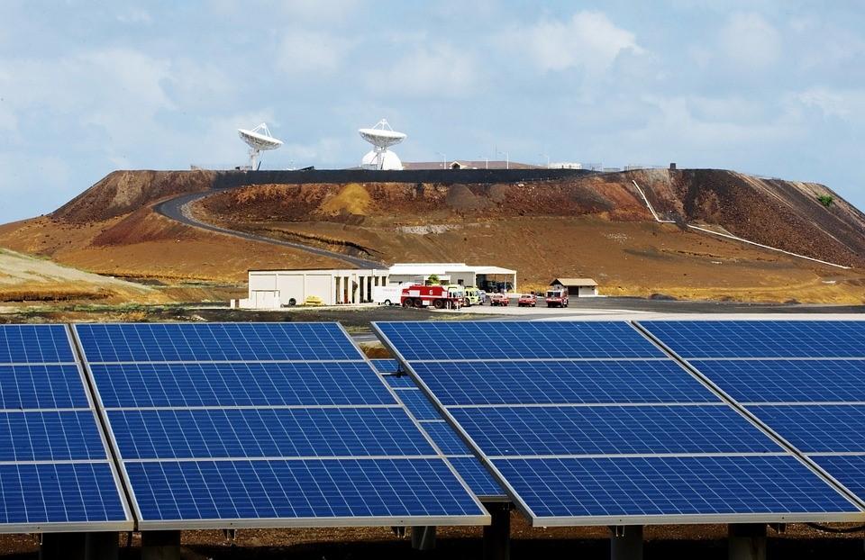 Energías renovables islas. Energía Solar en Islas