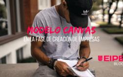 """El """"Modelo Canvas"""" en la fase de creación de empresas"""