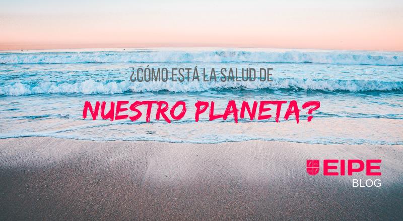 ¿Cómo está la salud de nuestro planeta? Living Planet Report de la WWF