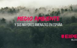 Mayores amenazas del Medio Ambiente en España