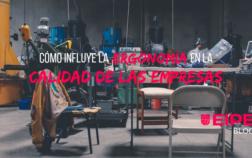 ¿Cómo influye la ergonomía en la calidad de las empresas?