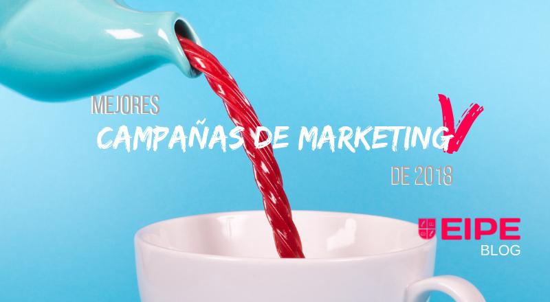 Mejores campañas de marketing de 2018 (Parte V)