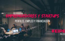 Los emprendedores y las startups en España