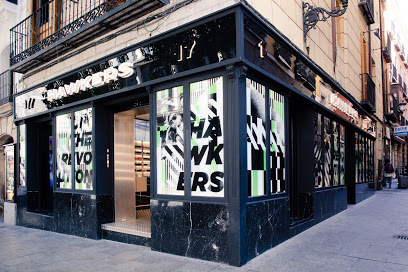 Pop-Up Store de Hawkers en Madrid