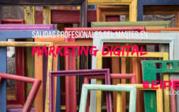 Salidas profesionales Master Marketing Digital
