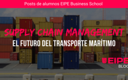 Supply chain management: el futuro del transporte marítimo