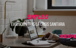 Evolución del empleo tras la crisis sanitaria