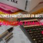 Razones para estudiar un Máster en Dirección Económica y Financiera